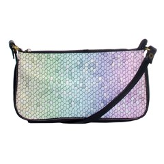 The Background Wallpaper Mosaic Shoulder Clutch Bags