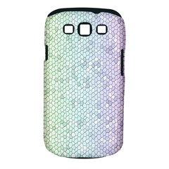 The Background Wallpaper Mosaic Samsung Galaxy S III Classic Hardshell Case (PC+Silicone)