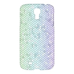 The Background Wallpaper Mosaic Samsung Galaxy S4 I9500/I9505 Hardshell Case