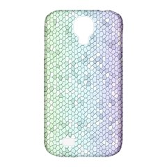 The Background Wallpaper Mosaic Samsung Galaxy S4 Classic Hardshell Case (PC+Silicone)