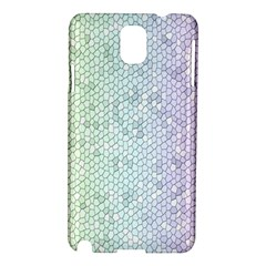 The Background Wallpaper Mosaic Samsung Galaxy Note 3 N9005 Hardshell Case