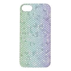 The Background Wallpaper Mosaic Apple iPhone 5S/ SE Hardshell Case