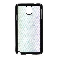The Background Wallpaper Mosaic Samsung Galaxy Note 3 Neo Hardshell Case (Black)