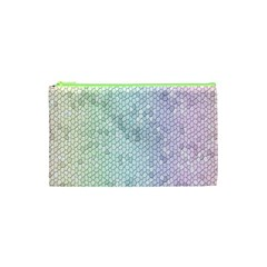The Background Wallpaper Mosaic Cosmetic Bag (XS)