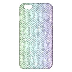 The Background Wallpaper Mosaic iPhone 6 Plus/6S Plus TPU Case