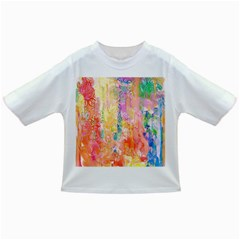 Watercolour Watercolor Paint Ink  Infant/Toddler T-Shirts