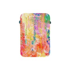 Watercolour Watercolor Paint Ink  Apple iPad Mini Protective Soft Cases