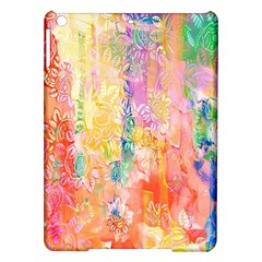 Watercolour Watercolor Paint Ink  iPad Air Hardshell Cases