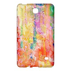 Watercolour Watercolor Paint Ink  Samsung Galaxy Tab 4 (8 ) Hardshell Case