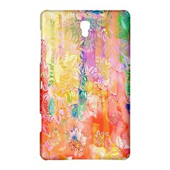 Watercolour Watercolor Paint Ink  Samsung Galaxy Tab S (8 4 ) Hardshell Case