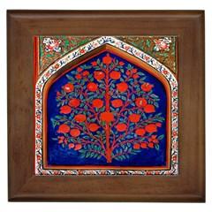 Tree Of Life Framed Tiles