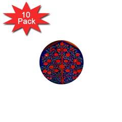 Tree Of Life 1  Mini Buttons (10 pack)