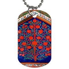 Tree Of Life Dog Tag (Two Sides)