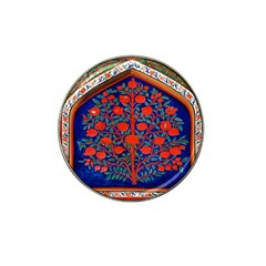 Tree Of Life Hat Clip Ball Marker (4 Pack)