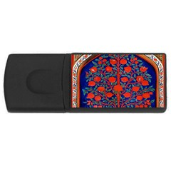 Tree Of Life USB Flash Drive Rectangular (4 GB)