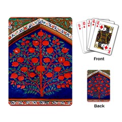 Tree Of Life Playing Card