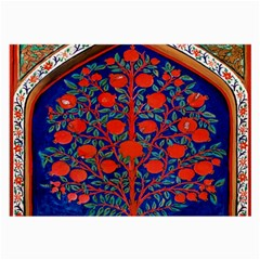 Tree Of Life Large Glasses Cloth (2-Side)
