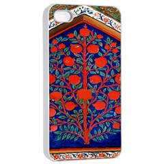 Tree Of Life Apple iPhone 4/4s Seamless Case (White)