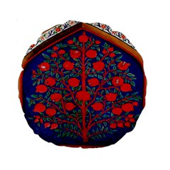 Tree Of Life Standard 15  Premium Round Cushions