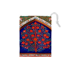 Tree Of Life Drawstring Pouches (Small)