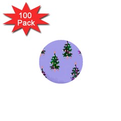 Watercolour Paint Dripping Ink  1  Mini Buttons (100 pack)