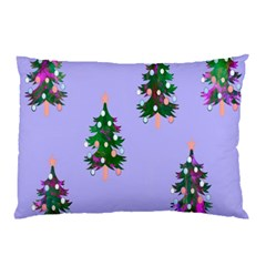 Watercolour Paint Dripping Ink  Pillow Case