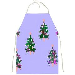 Watercolour Paint Dripping Ink  Full Print Aprons
