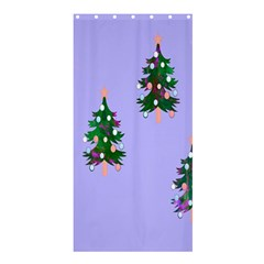 Watercolour Paint Dripping Ink  Shower Curtain 36  x 72  (Stall)