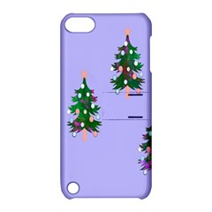 Watercolour Paint Dripping Ink  Apple iPod Touch 5 Hardshell Case with Stand