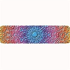 Tile Background Pattern Texture Large Bar Mats