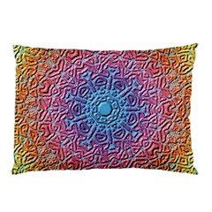 Tile Background Pattern Texture Pillow Case (two Sides)