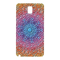 Tile Background Pattern Texture Samsung Galaxy Note 3 N9005 Hardshell Back Case