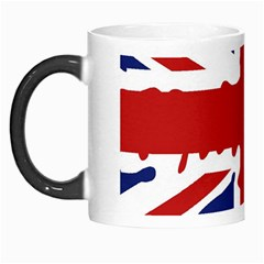 Uk Splat Flag Morph Mugs