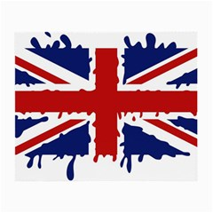Uk Splat Flag Small Glasses Cloth (2-Side)