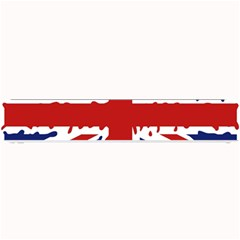 Uk Splat Flag Small Bar Mats