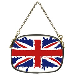 Uk Splat Flag Chain Purses (Two Sides)