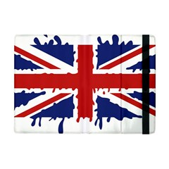 Uk Splat Flag Apple iPad Mini Flip Case
