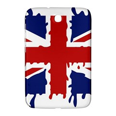 Uk Splat Flag Samsung Galaxy Note 8.0 N5100 Hardshell Case