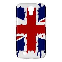 Uk Splat Flag Samsung Galaxy Mega 6.3  I9200 Hardshell Case