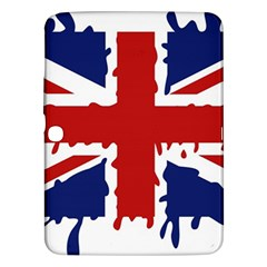 Uk Splat Flag Samsung Galaxy Tab 3 (10.1 ) P5200 Hardshell Case