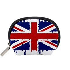 Uk Splat Flag Accessory Pouches (Small)
