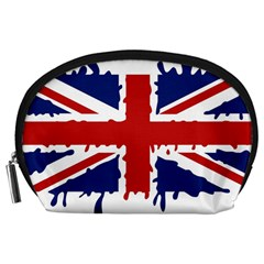 Uk Splat Flag Accessory Pouches (Large)