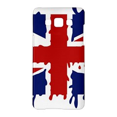 Uk Splat Flag Samsung Galaxy A5 Hardshell Case