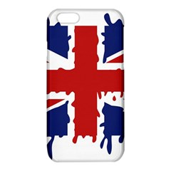 Uk Splat Flag iPhone 6/6S TPU Case
