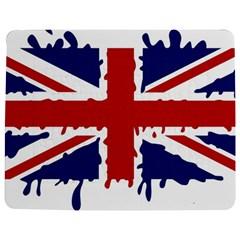 Uk Splat Flag Jigsaw Puzzle Photo Stand (rectangular)