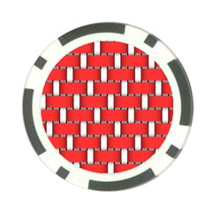 Weave And Knit Pattern Seamless Background Wallpaper Poker Chip Card Guard