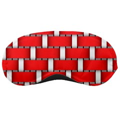 Weave And Knit Pattern Seamless Background Wallpaper Sleeping Masks