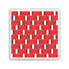 Weave And Knit Pattern Seamless Background Wallpaper Memory Card Reader (Square)
