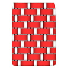 Weave And Knit Pattern Seamless Background Wallpaper Flap Covers (L)