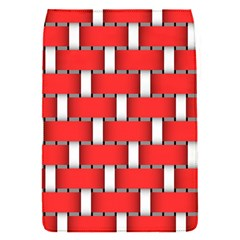 Weave And Knit Pattern Seamless Background Wallpaper Flap Covers (S)